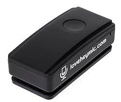Hey Mic! Bluetooth Lavalier Mic