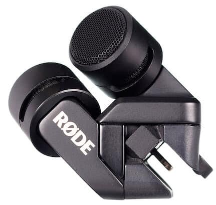 Rode iXY-L iPhone microphone