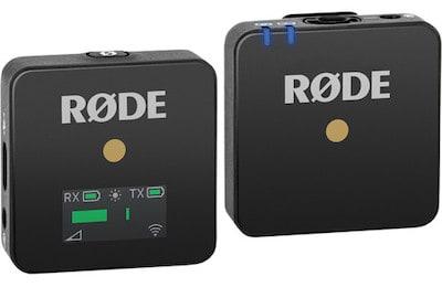 Rode Wireless GO mic