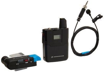 Sennheiser AVX Digital Wireless Microphone System - MKE2 Lavalier Pro Set
