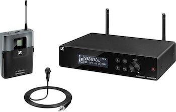 Sennheiser XSW 2-ME2-A Wireless Lavalier Microphone