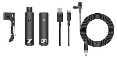 Sennheiser XSW-D Wireless lavalier set