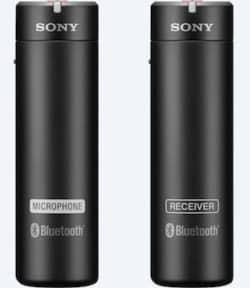Sony ECM-AW4 Bluetooth Lavalier Mic