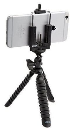 loha tripod and mount