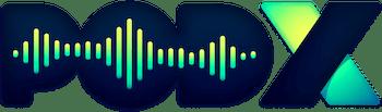 PodX conference logo