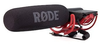 Rode VideoMic Directional videocamera microphone