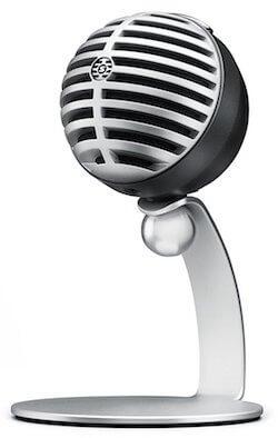 Shure MV5 computer and iOS microphone