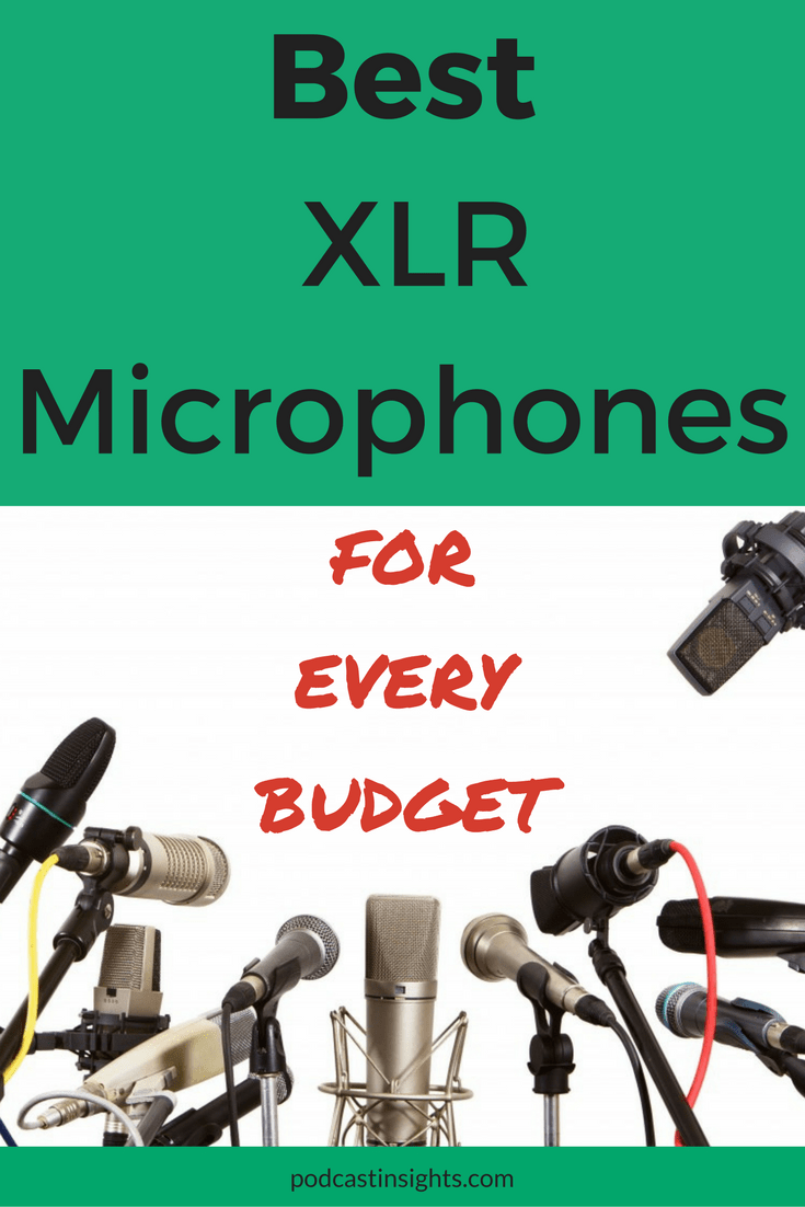 Check out the best professional XLR microphones for podcasting and voice recording. You\'ll find mics for every budget and skill level!