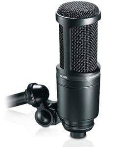 audio technica AT2020 (XLR)
