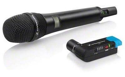 Sennheiser AVX Digital Wireless Microphone System - 835 Handheld Set