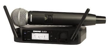 Shure GLXD24/SM58 Digital Vocal Wireless System