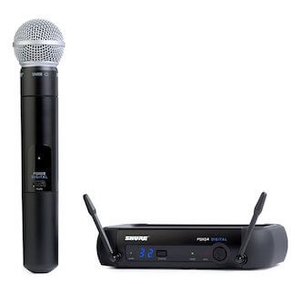 Best Handheld Wireless Microphones (For Live Performances) 2019