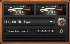 piezo skype recording for mac