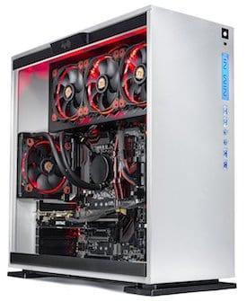 SkyTech Omega Gaming Computer Desktop PC
