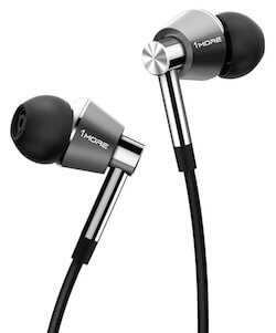 1MORE Triple Driver Earbuds