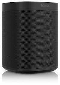 Sonos One Voice Controlled Smart Speaker with Amazon Alexa
