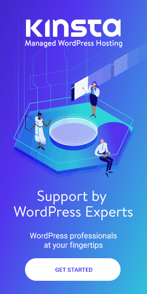 kinsta wordpress support experts