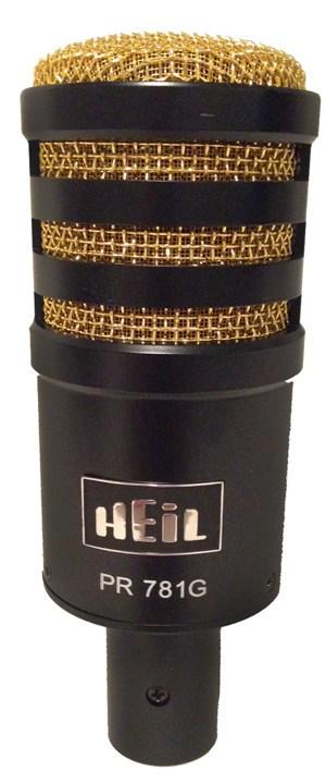 Heil PR-781 Gold
