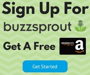 Buzzsprout Banner