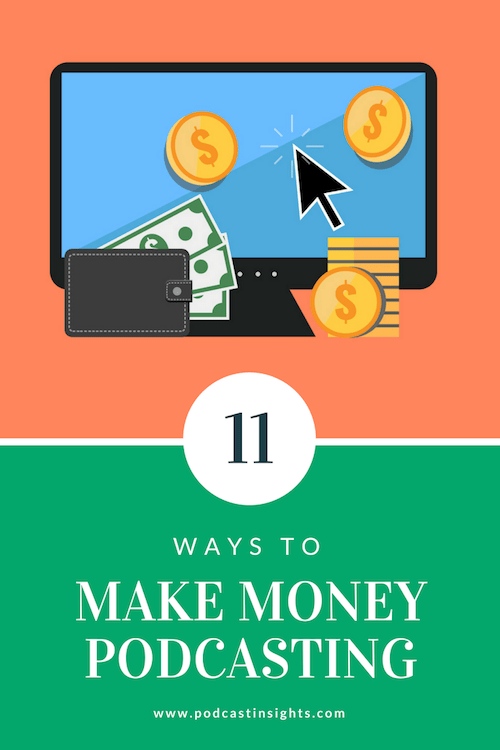 How To Make Money Podcasting:💰11 Ways To Monetize A Podcast