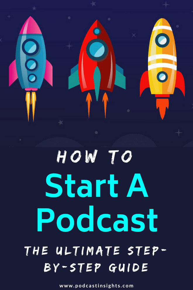 Learn how to start a podcast with this ultimate step-by-step guide!