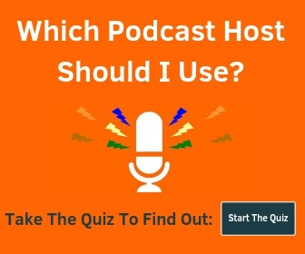 podcast hosting quiz sidebar