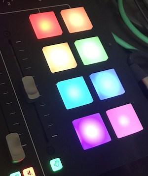 Rodecaster Pro soundpads
