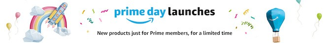 Prime Day 2019 Launches
