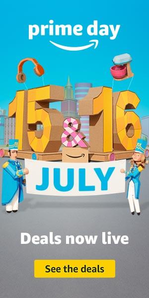 Amazon Prime Day July 15 & 16
